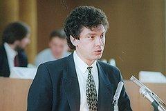 Немцов считался романтиком и природным демократом