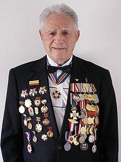 Доктор медицинских наук Ион Деген. 2010 год