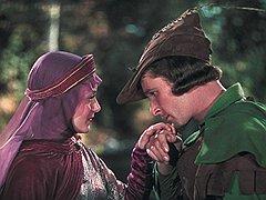 Кадр из фильма «Приключения Робин Гуда»