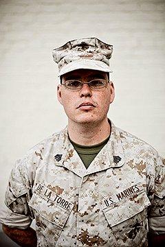 Мател Делаторре, сержант морской пехоты