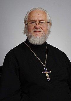 Отец Владислав (Цыпин), председатель историко-правовой комиссии РПЦ