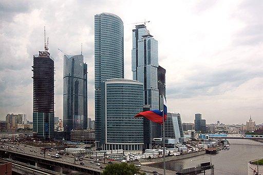 Московский международный деловой центр (ММДЦ) «Москва-Сити»