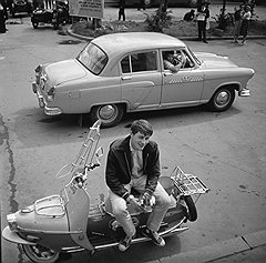 Андрей Князев. Актер Валентин Смирницкий. 1960-е