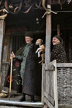 В семействе Маршан говорят по-абхазски, что уже сегодня для Абхазии большая редкость