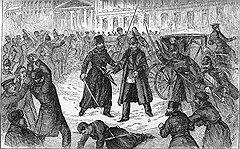 Россия сполна отплатила своему освободителю: на Александра II было совершено шесть покушений