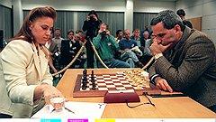 1997 год. Юдит Полгар против Гарри Каспарова