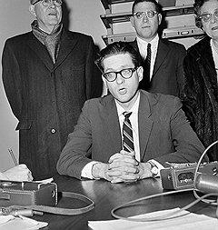 Эра шпионских обменов стартовала с трех этих людей (слева направо): Рудольф Абель, Гэри Пауэрс, Фредерик Прайор