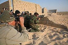 Адждабию брали мелкими мобильными группами. Потом выяснилось — армейские подразделения  Каддафи город оставили