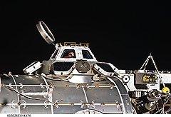 """Обзорный модуль """"Купол"""", который год назад установили на МКС. Без него фильм бы не сняли"""