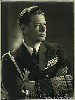 Михай I в июле 1945 года