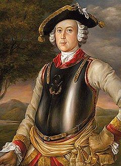 Настоящий барон Карл Фридрих Иероним фон Мюнхгаузен выглядел так