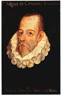Первый портрет Сервантеса был написан художником Хуаном да Хуареги лишь через 20 лет после смерти писателя. Сегодня ученые уверены, что реальный облик писателя может оказаться совсем другим