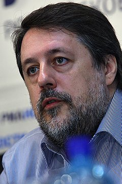 "Виталий Манский, президент ""Артдокфеста"""