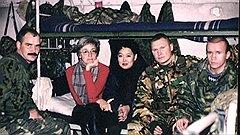 Анну Политковскую снимали для фильма на протяжении многих лет — с начала 90-х