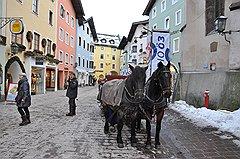 Австрийский городок Китцбюэль — старинный и очень престижный