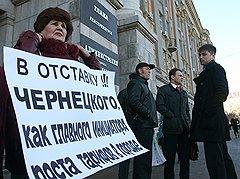 """Многие в городе считают, что за """"делом Петлина"""" стоит его давний оппонент экс-мэр Екатеринбурга Чернецкий"""