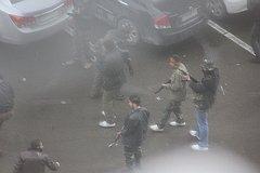 Массовые протесты приходят и в Дамаск. Похороны манифестантов, убитых 17 февраля, привели к новым демонстрациям и новым жертвам. Наш корреспондент сделал эти снимки в районе Аль-Маззе