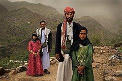 Стефани Синклэр. Тахани и Гхада, выданные замуж в детском возрасте. Йемен