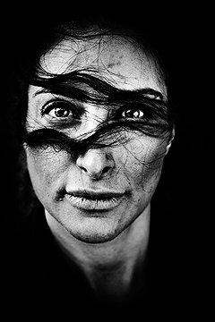 Лаерке Посселт. Актриса Меллика Мехрабан, родившаяся в Иране и выросшая в Дании