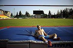 Неудачные прыжки — тоже часть подготовки: вот и эта попытка вышла у олимпийского чемпиона Пекина-2008 прыгуна в высоту Андрея Сильнова насмарку. Главное, не повторить ошибку на Олимпиаде