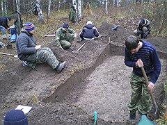 Нижегородские археологи за работой. Нынешний сезон ожидается богатым на находки