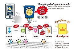 """Японская игра """"Компу гатя"""" еще недавно била рекорды популярности. Теперь она фактически запрещена"""
