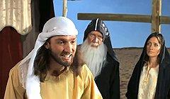 Кадр из фильма «Невинность ислама», который вызвал волну протестов в арабских странах