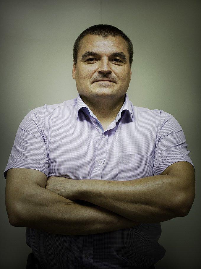 """Виктор Товмач: """"Я не просто охранник. На воротах не стою"""""""