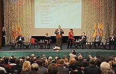 Однопартийцы Сергей Миронов и Геннадий Гудков вот-вот окажутся по разные стороны баррикад