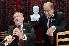 Если политические взгляды Михаила Прохорова пока туманны, то взгляды Геннадия Зюганова (на фото) удручающе очевидны последние лет двадцать