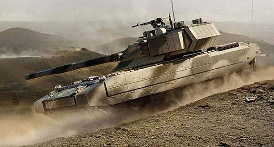 """Первый прототип основного боевого танка  """"Армата """" будет создан к 2013 году, а его серийное производство и поставку в..."""