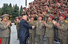 Северокорейский лидер Ким Чон Ын отметил день рождения отца, Ким Чен Ира, дорогим подарком — ядерным взрывом