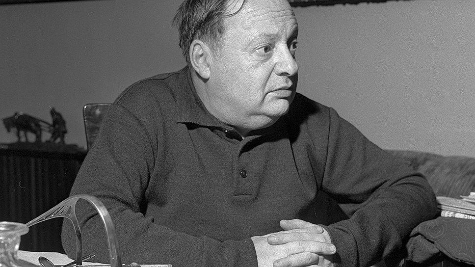 Отойдя от дел, Лев Шейнин жил литературным трудом