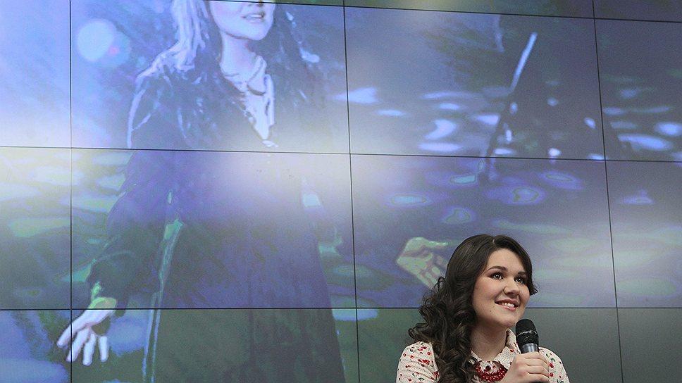 """Гарипова и ее песня — качественный продукт, вопрос в том, достаточно ли этого будет """"Евровидению-2013"""" в Мальме"""