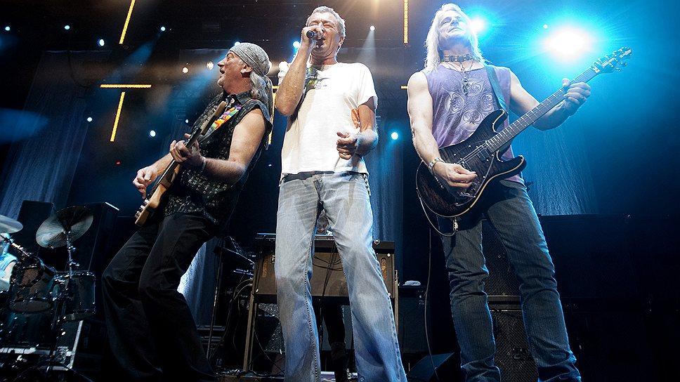 Музыканты Deep Purple на перепутье
