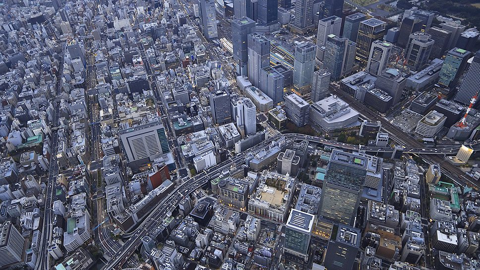 Один из самых умных городов в мире — Токио