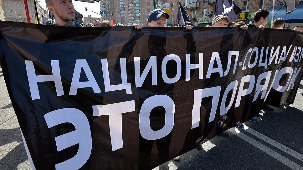 Это майская Москва. Нынешнего, 2013 года