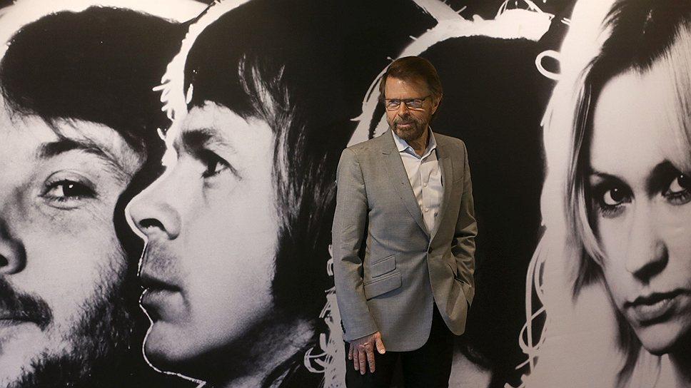 Бьорн Ульвеус много сделал для пропаганды музея ABBA