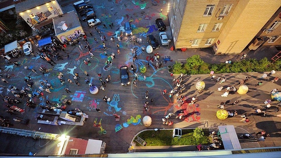 На территории московского центра ArtPlay (на фото), как и по всей стране, день музеев плавно перейдет в ночь