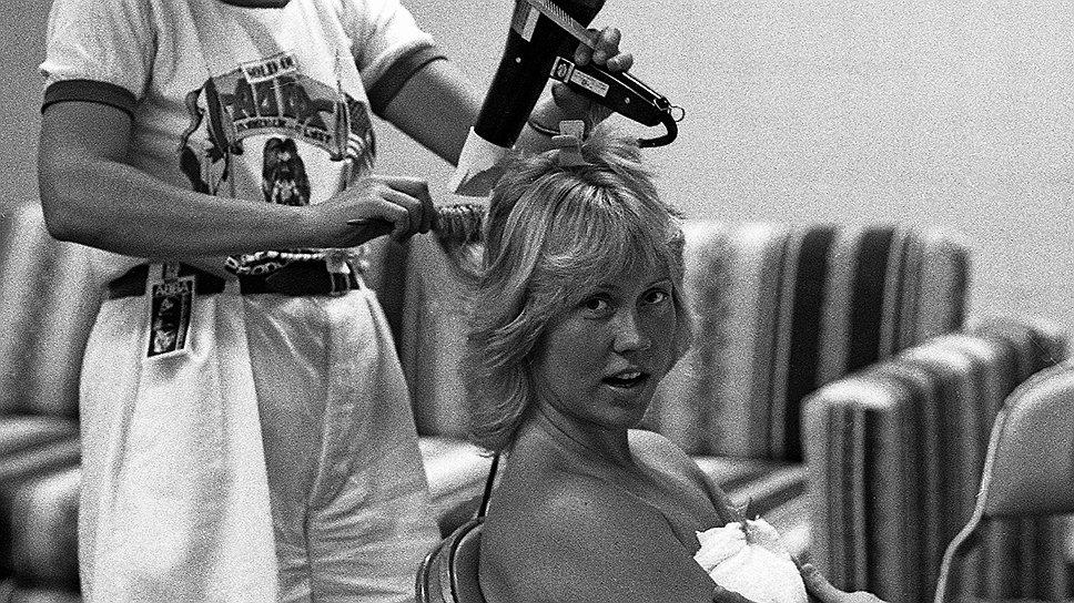 Белокурая Агнета Фельтског стала секс-символом Швеции. Такой ее помнят до сих пор