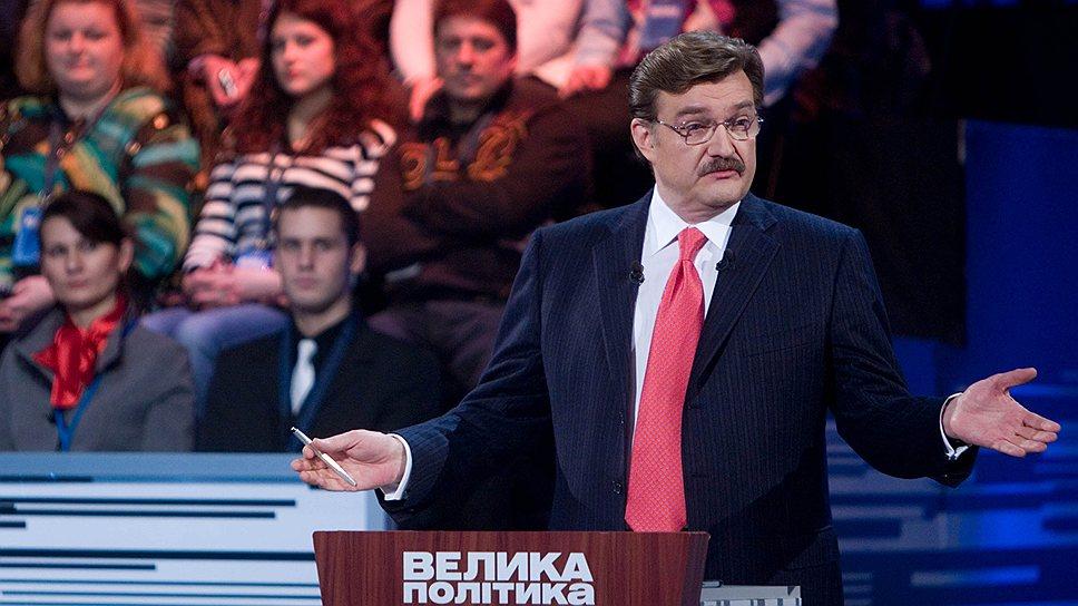 """Евгений Киселев: """"В Украине я живу достаточно долго. Хочу, чтобы не шептались у меня за спиной"""""""