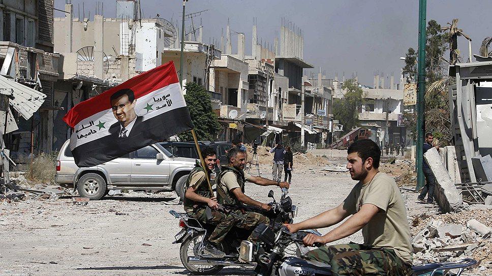 """Войска президента Асада при поддержке шиитского движения """"Хезболла"""" взяли город Эль-Кусайр. В какую сторону война покатится дальше?"""