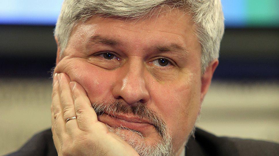 Александр Дука, завсектором социологии власти и гражданского общества Социологического института РАН