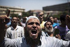 Переворот состоялся. Но исламисты не готовы признать свержение президента Мурси
