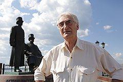 Александр Дорф, заслуженный конструктор, изобретатель Ижмеха и международный эксперт по ручному огнестрельному оружию