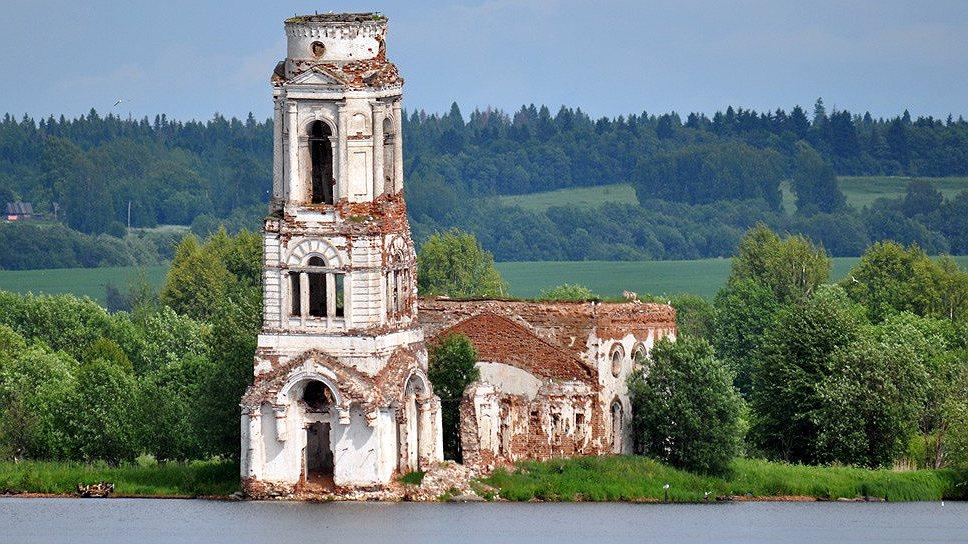 Храму было больше 200 лет, но он не интересовал ни церковь, ни местное начальство