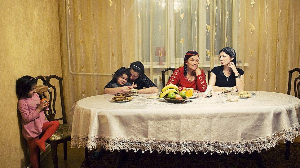 Две дочери Нурбики — похищенные невесты