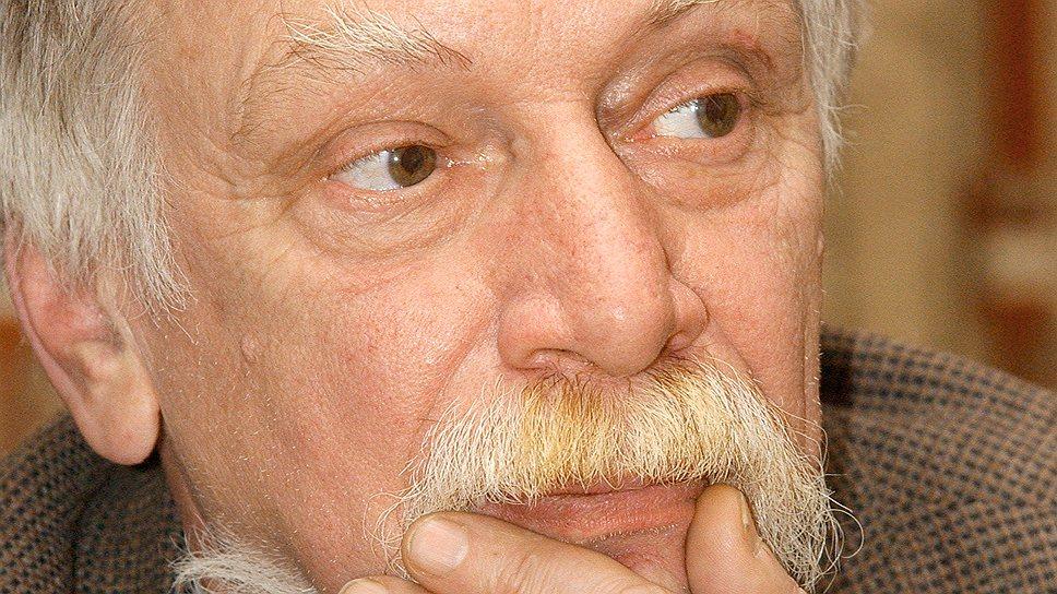 Александр Антопольский, профессор кафедры прикладной информатики