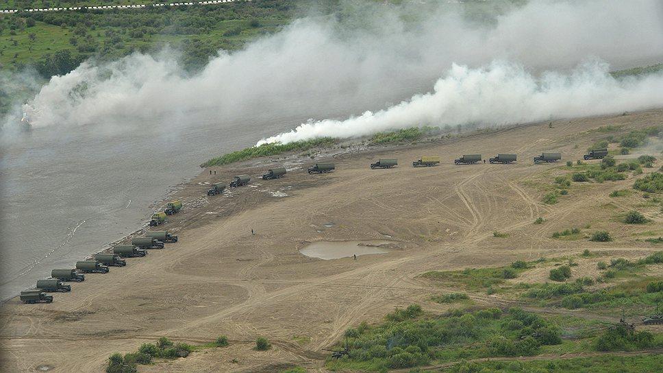 Военные доложили: в учениях задействовано около 6 тысяч единиц боевой техники