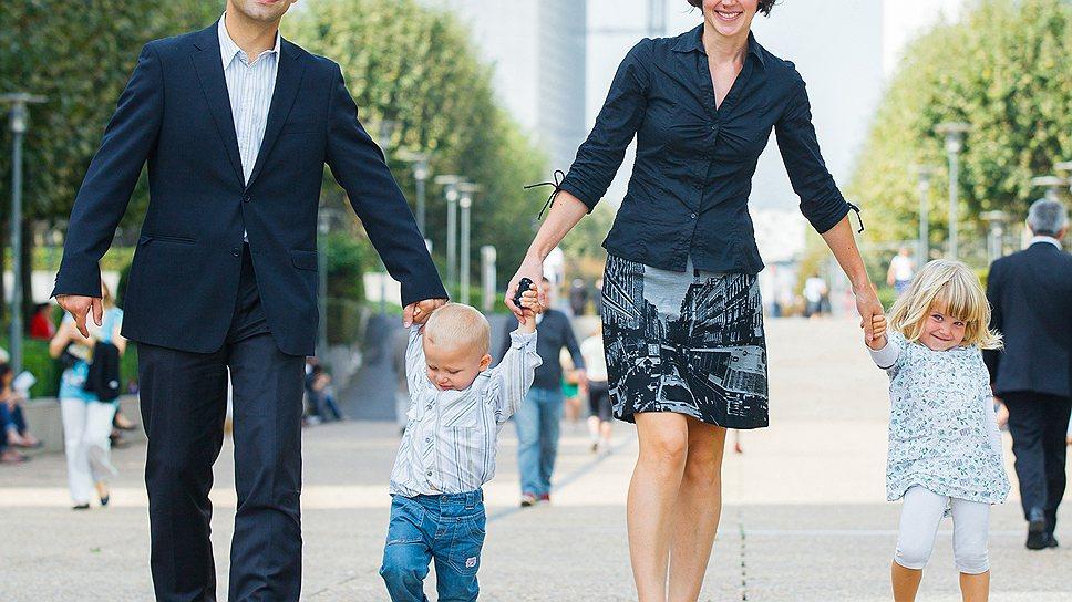 Во Франции два ребенка — это норма, но не предел